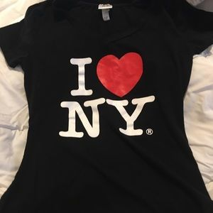 Tops - I love New York T-Shirt Size Large
